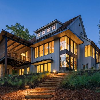 The Reserve at Lake Keowee - Sunset, SC - Johnston Design