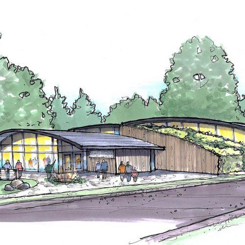 Nalley Brown Nature Park Environmental Education Center
