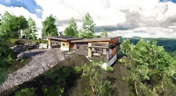 Panther Mountain - Cliffs Valley, SC - Johnston Design