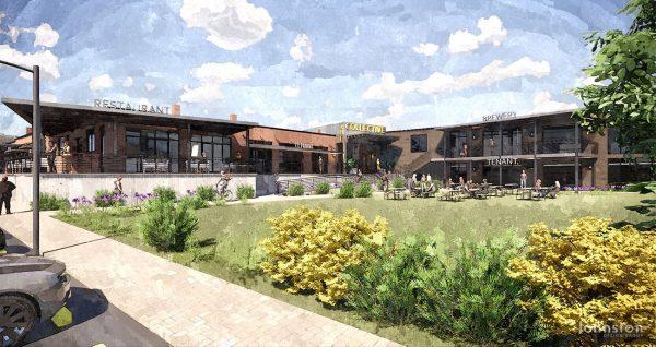The Poinsett Collective - Greenville SC - Johnston Design