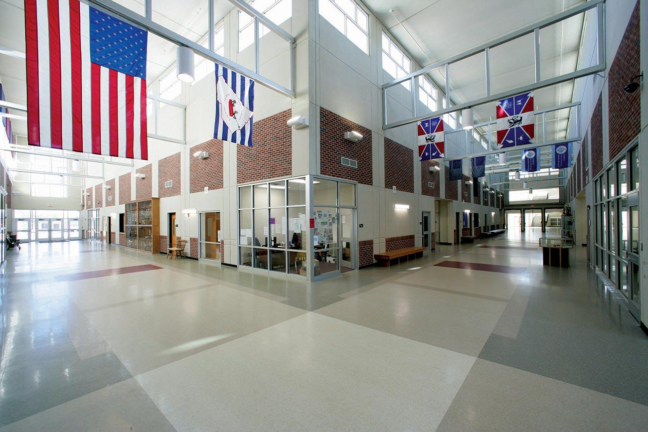 Riverside High School - Greenville, SC