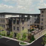Traverse Greenville - mixed use architecture - loft residences and commercial space