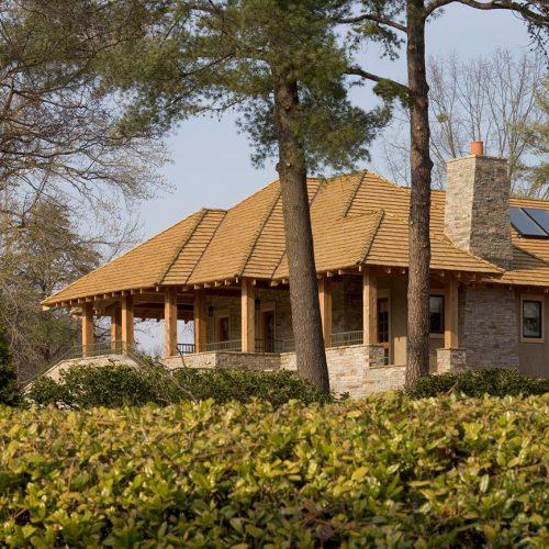 Southern Living Green Showcase Home - Furman SC