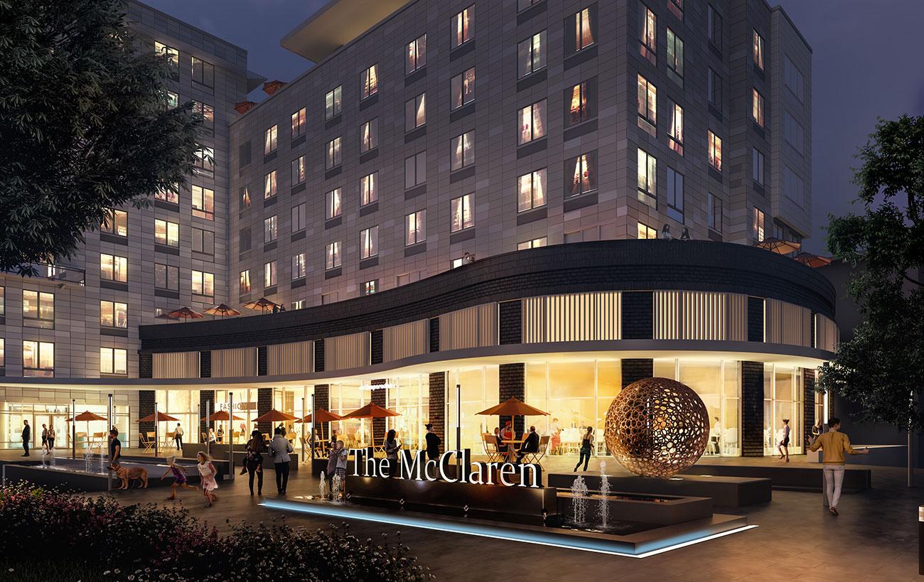 The McClaren - Greenville SC Johnston Design