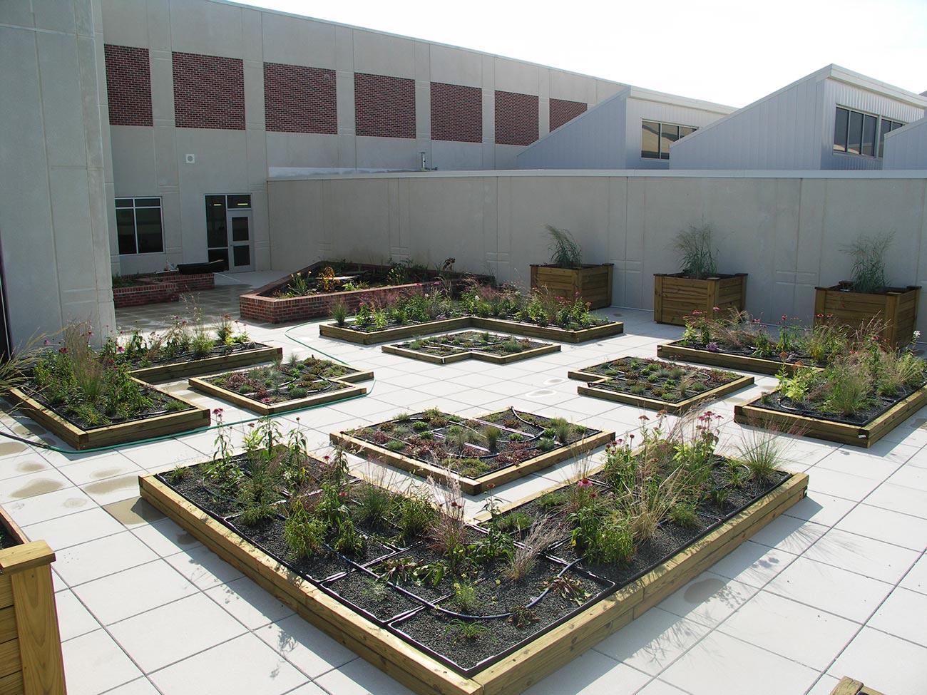 Riverside High School Johnston Design Group