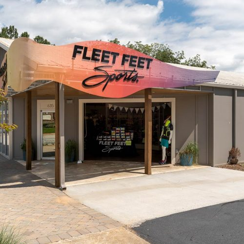 Fleet Feet Sports - Greenville SC