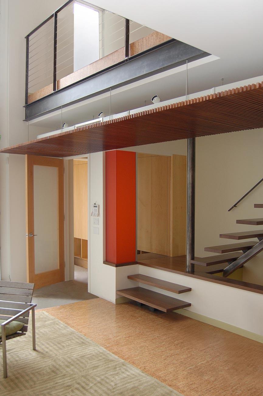Wycoff Street Townhouse Johnston Design Group