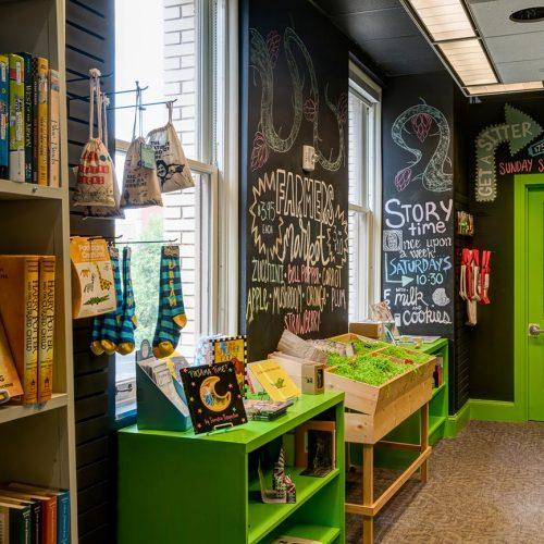 M.Judson Booksellers & Storytellers - Greenville, SC