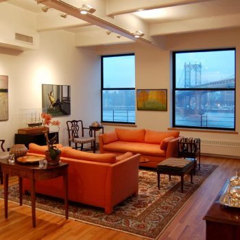 Manhattan Bridge View Loft
