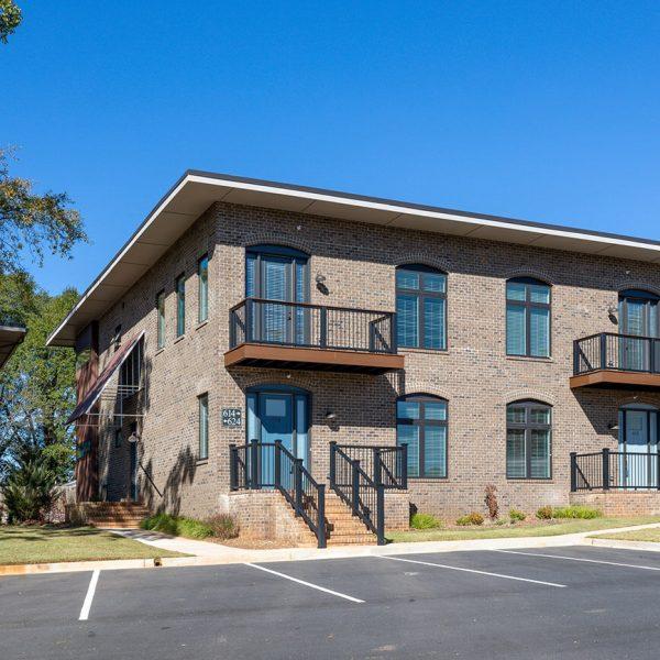 Dunean Mill Apartments - Greenville SC - Johnston Design