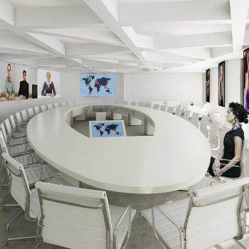 Estee Lauder Exec Conference Room