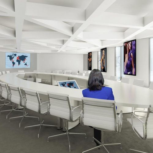 Estee Lauder Exec Conference Room