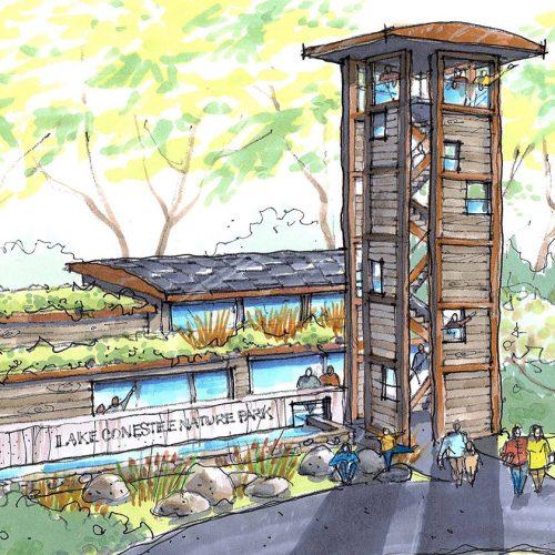 Lake Conestee Environmental Discovery Center