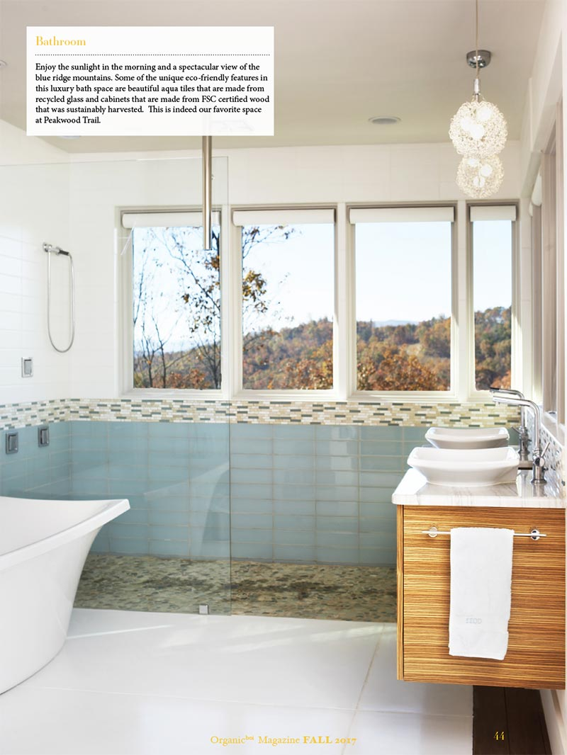 Organic boi Fall 2017 features Johnston Group Design home in ...