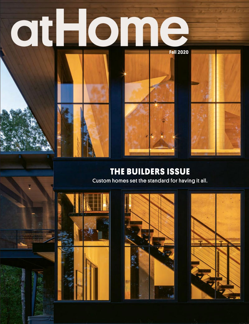 atHome loved it so much, they featured it on the cover!