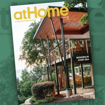 atHome magazine spring 2019