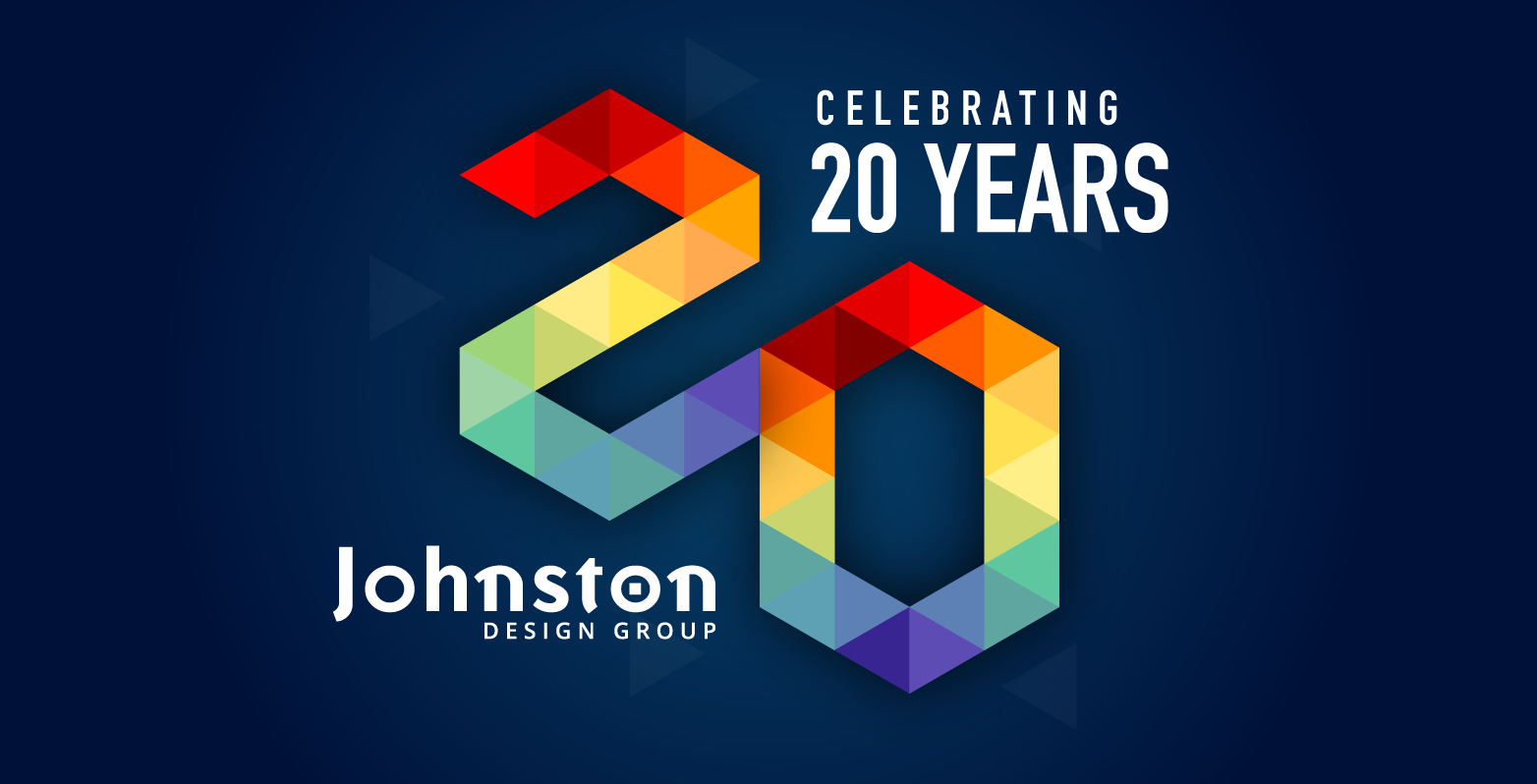 Johnston Design Group turns 20 this year
