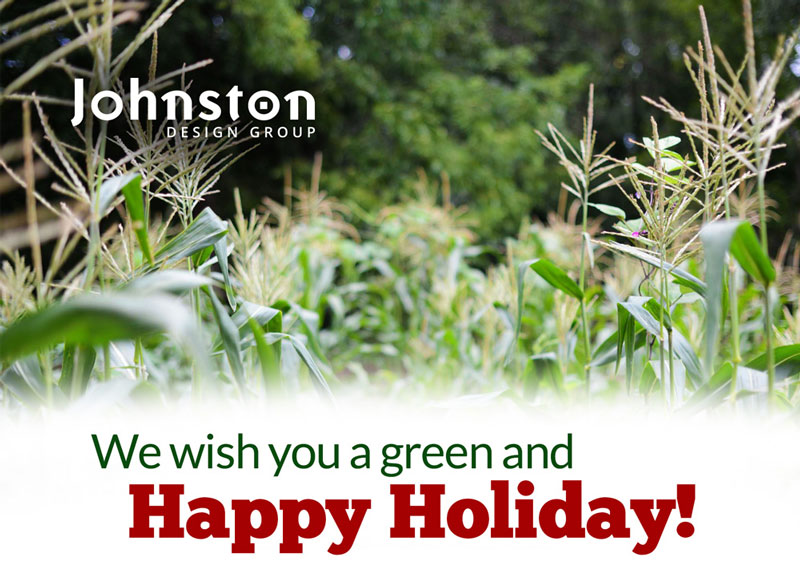 Seasons greetings from Johnston Design