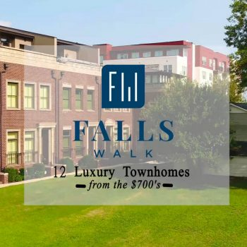 Falls Walk Townhomes - Greenville SC