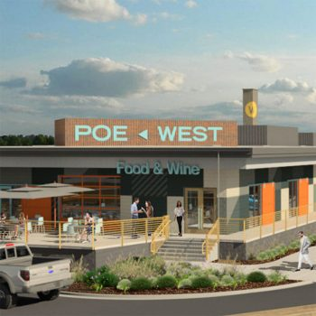 Poe West - Center for Culinary and Hospitality Innovation